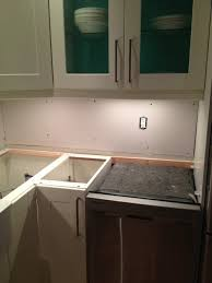 How To Do Backsplash In Kitchen by Backsplash Removal How Not To Do It Storefront Life