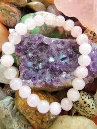 rose quartz crystal bracelet images Rose quartz crystal power bracelet seven crystals australia jpg