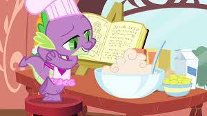 image spike u0027this is how you make a jewel cake u0027 s3e11 png my