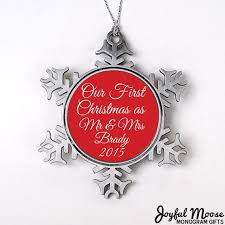 personalized wedding christmas ornament 88 best ornaments images on christmas deco christmas