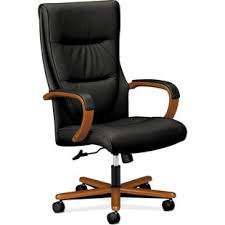 Real Leather Office Chair Genuine Leather Office Chairs You Ll Wayfair