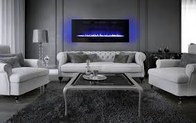 Wall Mount Electric Fireplace Paramount 50