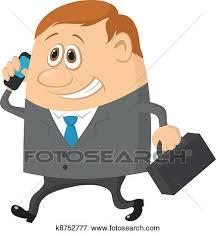 clipart uomo clip uomo affari con valigia k8752777 cerca clipart