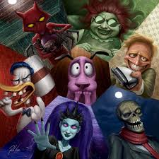 courage the cowardly dog courage the cowardly dog favourites by regulas314 on deviantart