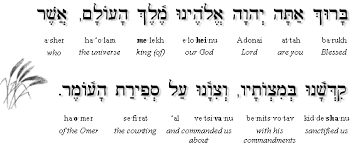 spiritual guide to counting the omer sefirat haomer counting the omer