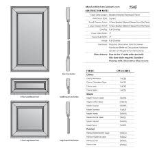 750 u2013 cabinet door styles and finishes maryland kitchen cabinets