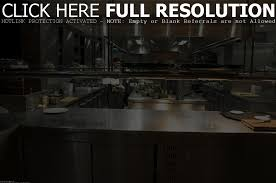 kitchen design for restaurant layout outofhome bbq with
