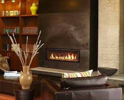 Mounting A Tv Over A Gas Fireplace by Contemporary Fireplaces Are Popular Choice For Buyers