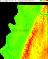 Topographical Map Of Virginia by Free Marshall County West Virginia Topo Maps U0026 Elevations