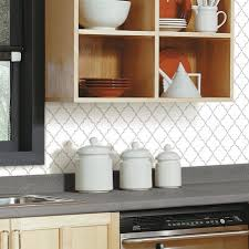 stick on backsplash for kitchen stick tiles peel and stick tile backsplashes roommates
