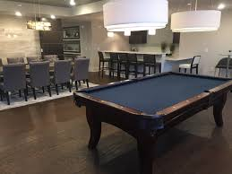 olhausen pool tables price range 8 brunswick merrimack pool table in a nutmeg finish with slate grey