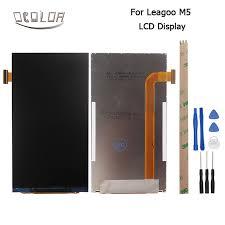 android screen repair ocolor android 6 0 for leagoo m5 lcd display screen original