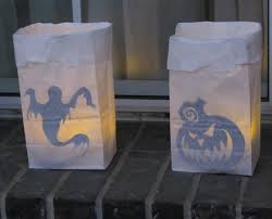 Halloween Luminary Bags Make by Luminaries Wedding Palette Of Finds For Wedding Candle Luminaries
