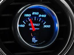 auto meter mustang cobalt oil temp gauge electric 6148 79 17