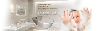 hire bath remodeling and reglazing services from glaze