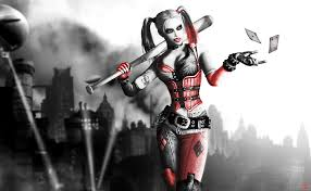 harley quinn arkham city halloween costume 50 astonishing squad wallpaper hd download harley quinn