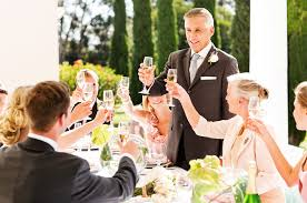 Tips For Making A Wedding Toast by Wedding Toasts For The Father Of The Bride