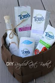 maine gift baskets diy recycled gift basket made of newspaper and filled with