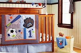 Baby Boy Sports Crib Bedding Sets Baby Boy 8 Pieces Baby Boy Sport Crib Bedding Set