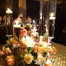 Candle Centerpiece Wedding 215 Best Candle Centerpieces Images On Pinterest Candle