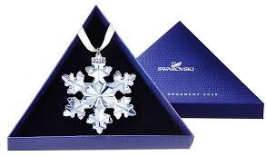 swarovski ornament annual edition 2016