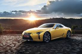 lexus night first drive 2018 lexus lc 500 and lc 500h ny daily news