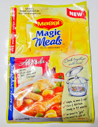 maggi cuisine maggi magic meals chicken afritada at home with mrsc