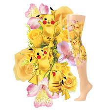 pikachu poketights pokemon tattoo tights stuff by tatto