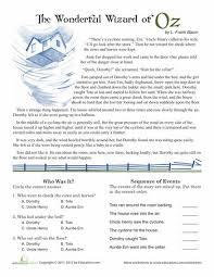 reading comprehension materials best 25 reading comprehension worksheets ideas on