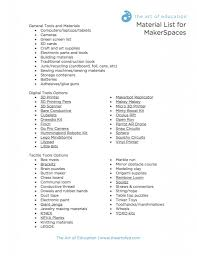Jewelry Making Tools List - extending the art room making a makerspace the art of ed from