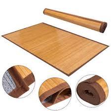 Bamboo Area Rug 5 X 8 Bamboo Area Rug Floor Carpet Bamboo Wood Indoor