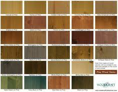 zar wood stain color chart pine oak ranch bath pinterest