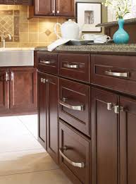 Choosing New Cabinet Hardware Pulls And Handles - Kitchen cabinet hardware brushed nickel