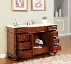 Bathroom Vanities 60 by Great 60 Inch Bath Vanity Bathroom Vanities Sink Vanity Options On
