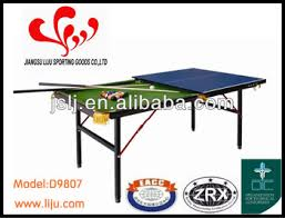 Mini Folding Table Mini Folding Table Tennis Table Single Foldable Ping Pong Table