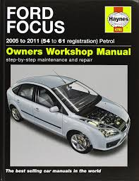 ford focus petrol service and repair manual haynes service and