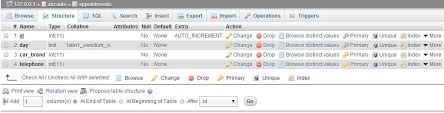 Mysql Repair Table by Car Repair Ivr Solution With Restcomm