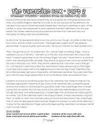 valentine u0027s day grammar practice adapted indian folktale stories
