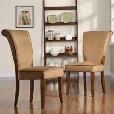 cherry finish dining room u0026 kitchen chairs for less overstock com