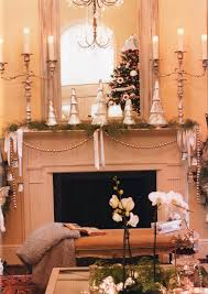 a picture of elegant fireplace mantel decorating ideas with