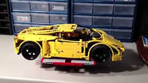 lamborghini lego lego technic lamborghini gallardo review youtube