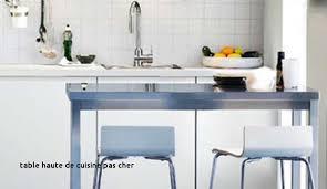 cuisine pas chere ikea table haute de cuisine pas cher ikea cuisine bar simple design ilot