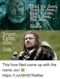 Hodor Meme - 25 best memes about hodor hodor memes