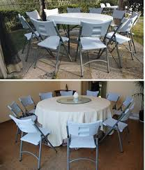 5ft round table in inches amazon com your chair covers 132 inch round satin tablecloths with