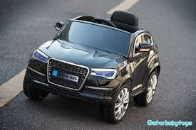 Audi Q7 Models - audi q7 style battery operated ride on toy car with remote