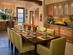 dining room table decorating ideas kitchen table design decorating ideas hgtv pictures hgtv