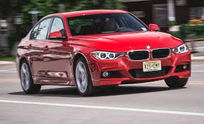 cars bmw red 2015 bmw 335i xdrive test u2013 review u2013 car and driver