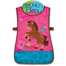 amazon com stephen joseph craft apron horse n a toys u0026 games