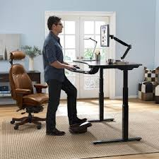 adjustable standing desks relax the back