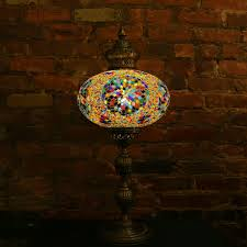 Mosaic Floor Lamp with Mosaic Floor Lamp In Many Colors Mosaic Lamps Nyc